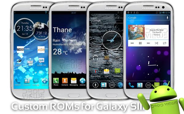 Custom-ROMs-for-Samsung-Galaxy-S3