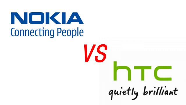 Nokia Injunction, Nokia vs htc 2013
