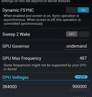 Nexus 4, GPU overclock, Overclock nexus 4 GPU