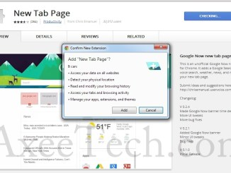 Google Now tab, new Google now extension, google now for chrome, Google Now for PC,