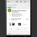 Gmail New, Gmail 5, Gmail Android, Gmail app, Gmail Phone, Gmail 5.0 (7)