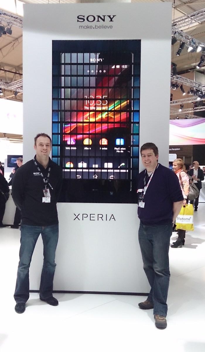 xperia Z record, Sony Xperia Zl