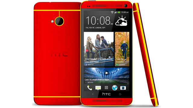 HTC RED, HTC One Red, HTC One color, HTC One Red, HTC Red color, HTC one new color (4)