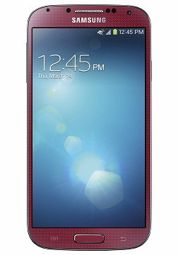 Samsung galaxy S4 colors, colors of galaxy s4, Red galaxy S4, Galaxy S4 red, Samsung Galaxy S4 red, Samsung galaxy s4 red aurora,