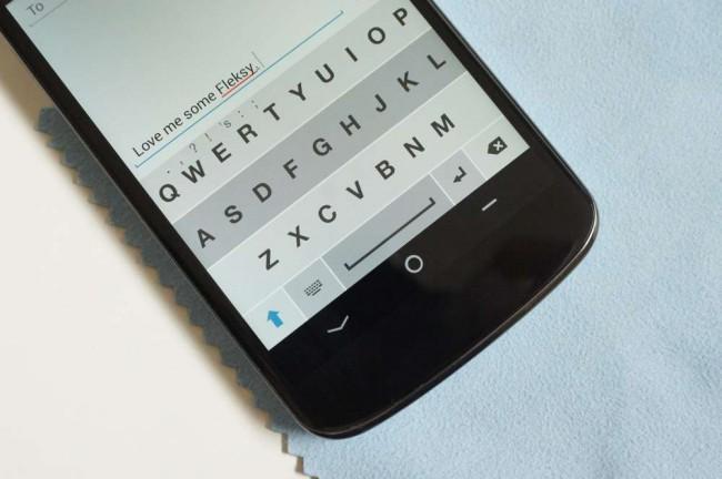 fleksy keyboard, android key board, best keyboard, simple android keypad, best android keypad, Galaxy S4 keyboard, best keyboard app