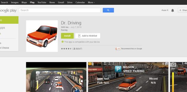 Google Play Store, Google store update, Google Play store update