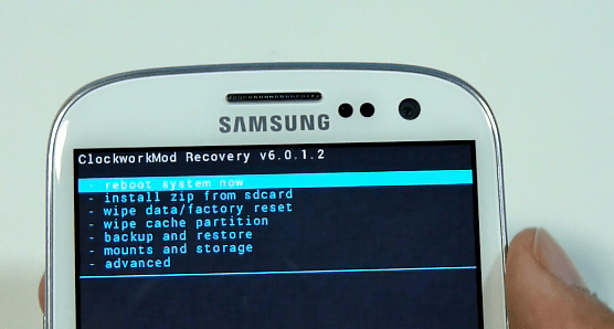 I9500 Recovery