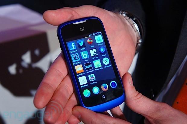 ZTE Opne specs, ZTE Open, ZTE firefox phone