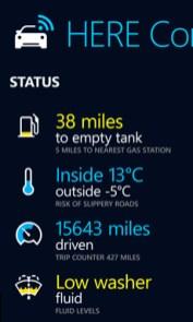 Nokia-HERE-Auto-Car-Navigation-System
