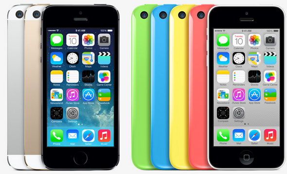 Difference between iPhone 5S and iPhone 5C
