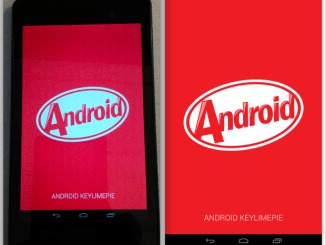 Android 44 KitKat update Screenshot