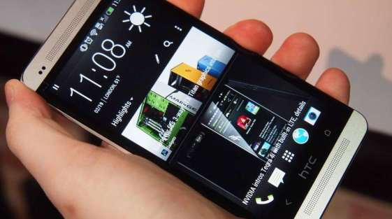 HTC started to deliver the Android 4.3 JellyBean update for HTC One