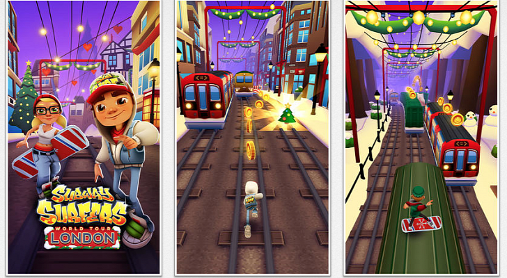 Download Subway Surfers London Hack with Unlimited Coins and
