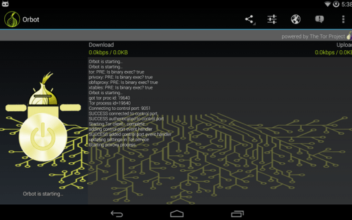 Tor - Orbot, theBest Free Proxy App for Android to run all