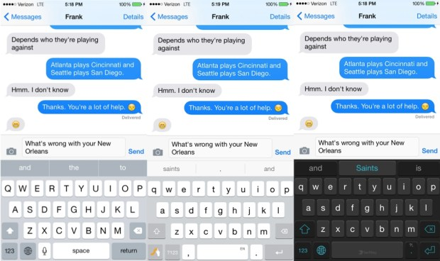 How to remove Predictive Text over keyboard in iOS 8 on
