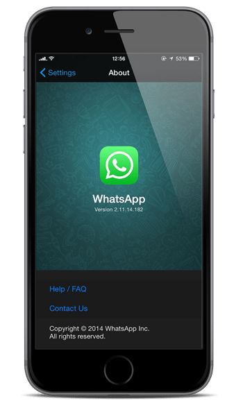 How To install Whatsapp beta on iPhone 6/iPhone 6 plus