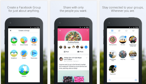 Download Facebook Groups v1.0.0 Apk for Android