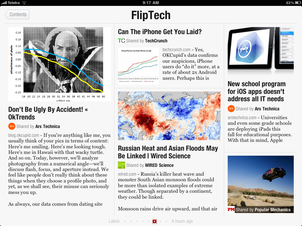 Download Flipboard 3.0.2 APK for Android Free