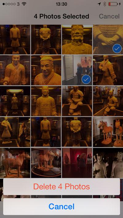 How-to-Delete-Photos-Select-Photos
