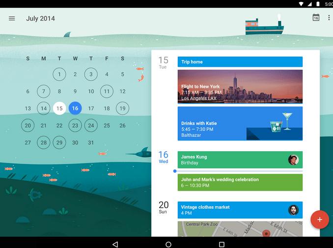 Google Calendar 5.0-1554015 APK Download