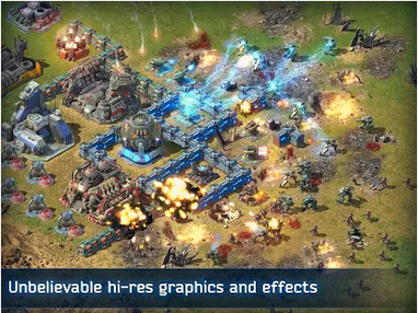 Download Battle for the Galaxy v1 02 7 Mod Apk | AxeeTech