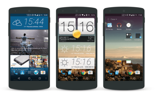 How to install him Blinkfeed HTC (Sense 6 and 7) to any phone Android