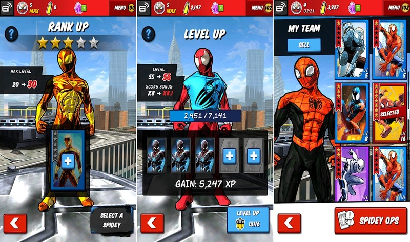 Download Spider-Man Unlimited v1 4 0j Mod Apk | AxeeTech