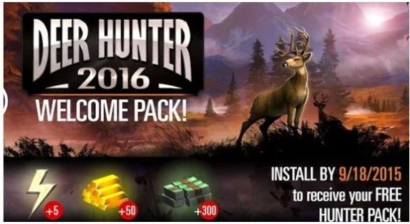 DEER HUNTER 2016 Android Apps on Google Play
