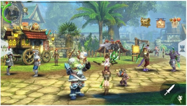 Order Chaos 2 Redemption Android Apps on Google Play