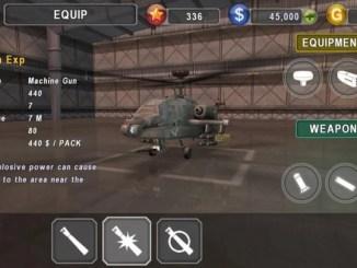Gunship Battle: Helicopter 3D v 2 5 41 Mod Apk with