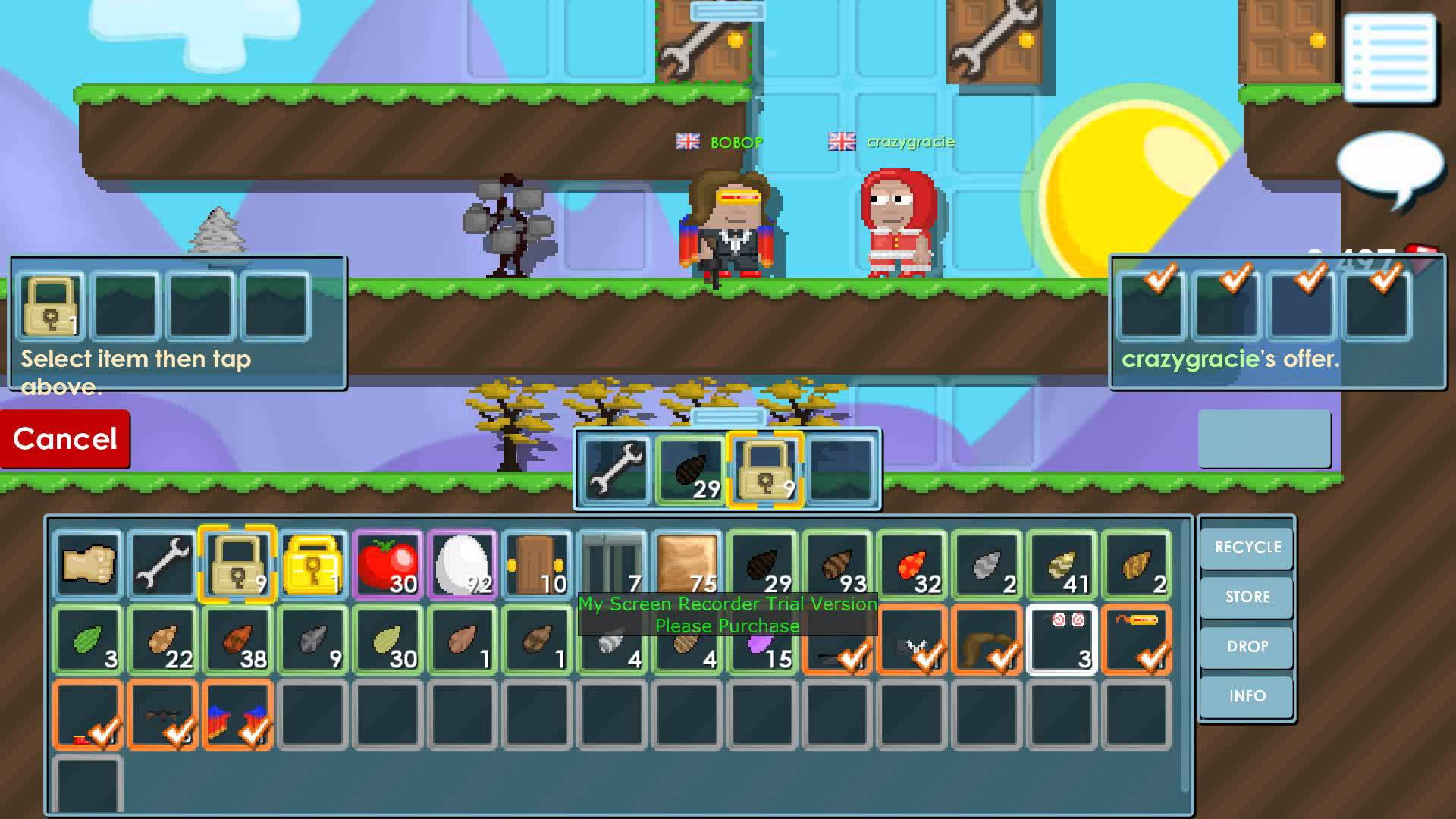 Download Growtopia v2 35 Mod Apk ( Unlimited gems) | AxeeTech