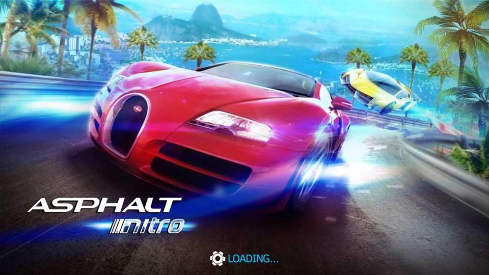 Asphalt Nitro 1 0 0e mod Apk ( Unlimited money) | AxeeTech
