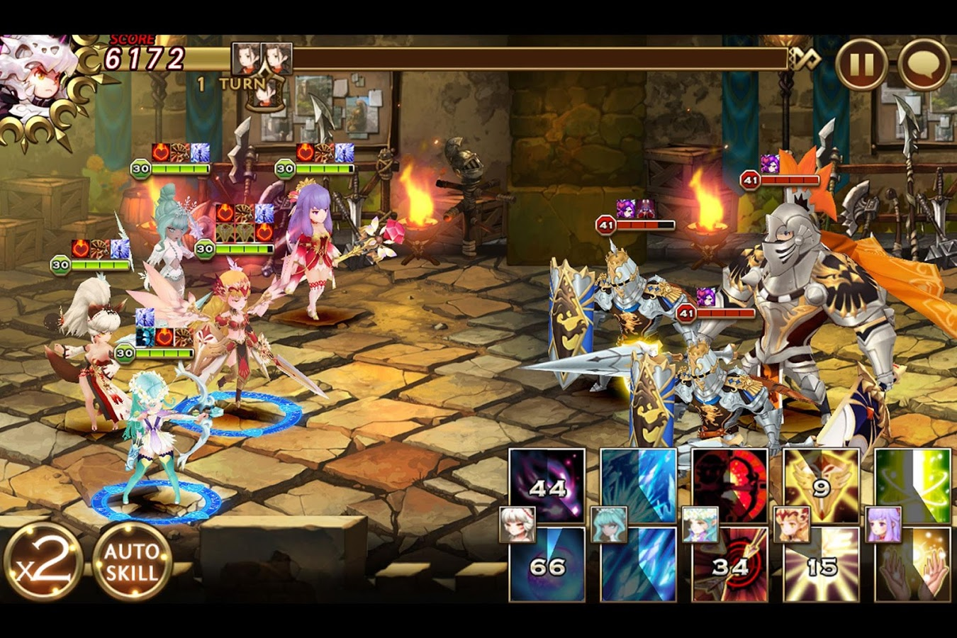 Seven Knights v1 0 30 mod apk with Unlimited attack (Latest