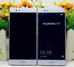 Huawei P9 renders 8