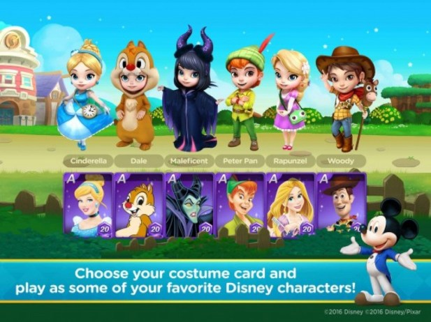 Disney Magical Dice Mod Apk Hack