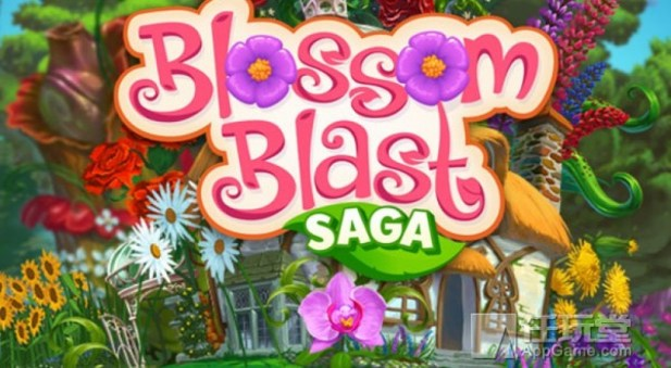 Blossom Blast Saga 1 12 0 mod Apk with Infinite Lives and