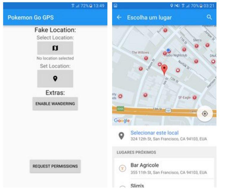 Fake GPS for Pokemon GO v2 3 Apk | AxeeTech