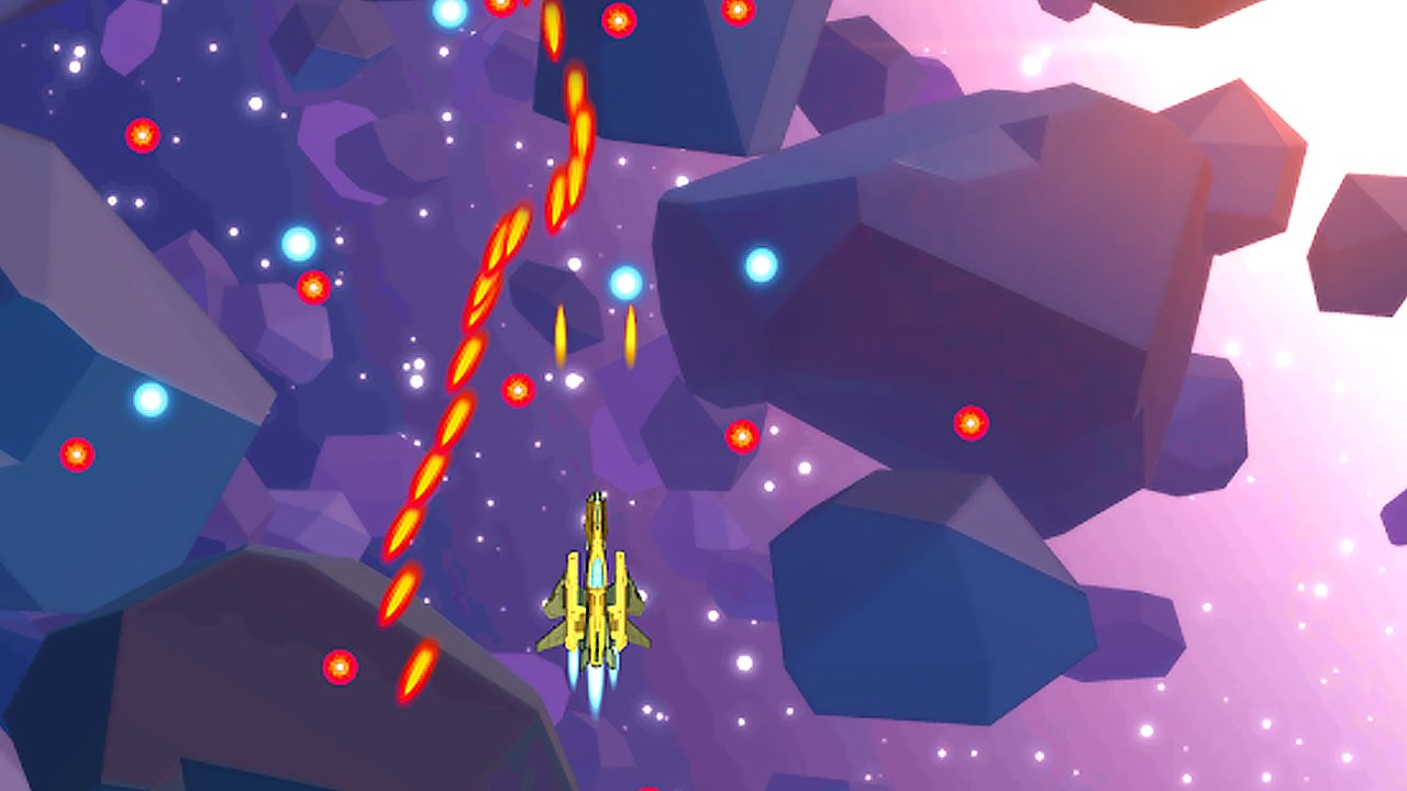 Hyper Force – Space Shooting-mod-apk