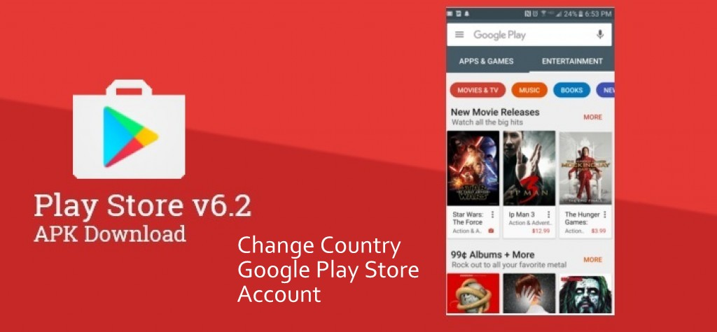 How to Change Your Country in Google Play Store Account