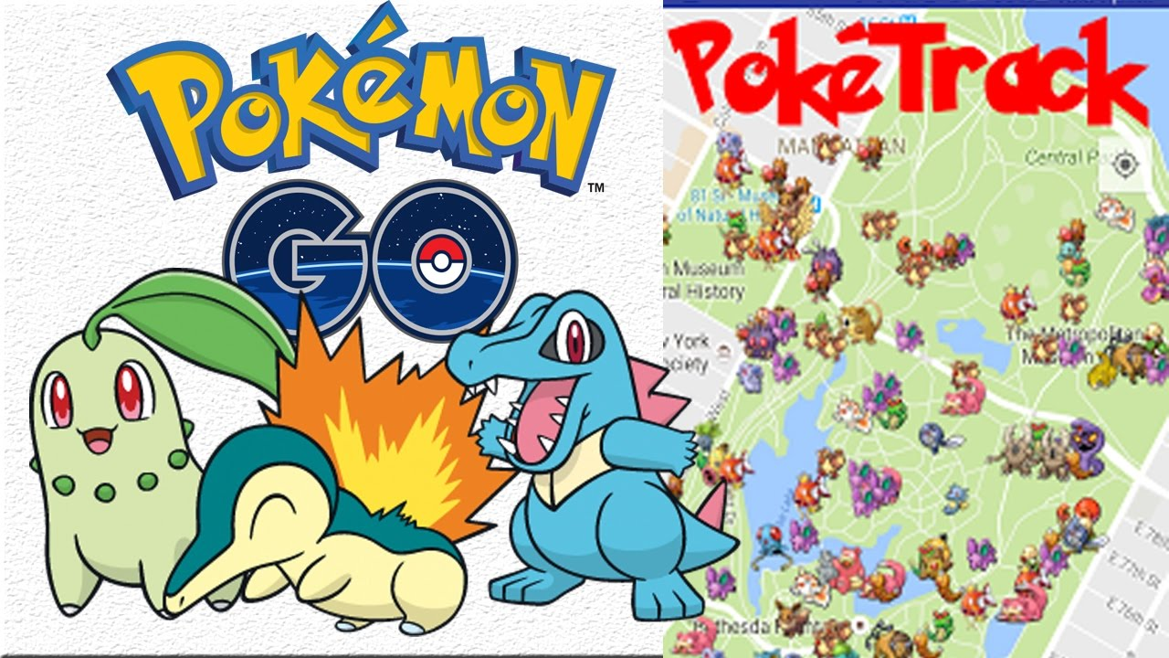 PokéTrack v 4 17 5 apk download, latest tool for Pokemon Go