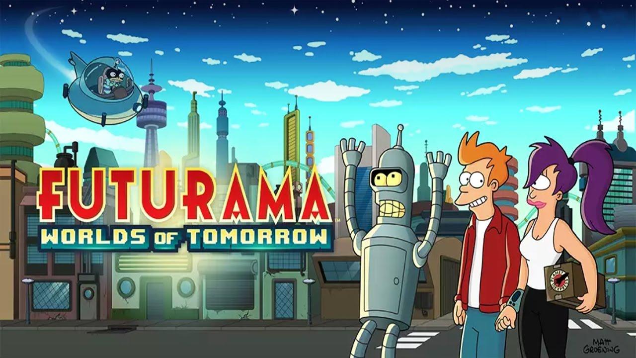 Futurama-Worlds-of-Tomorrow-mod-apk