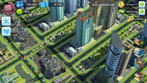 download simcity mod apk online