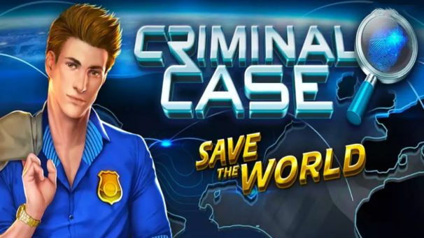 Criminal Case Save the World v 2173 Mod apk with unlimited tricks resources and money