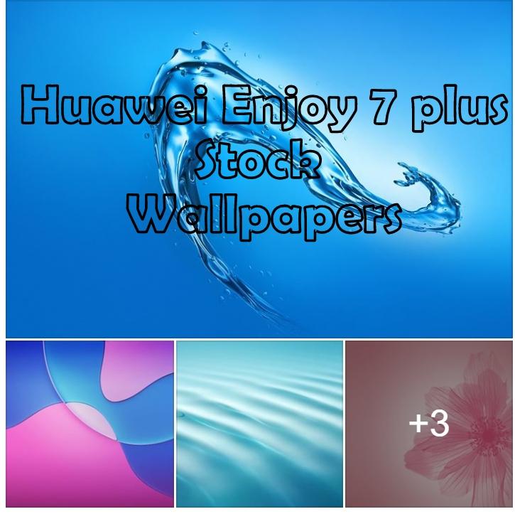 Huawei-Enjoy-7-Plus-stock-Wallpapers