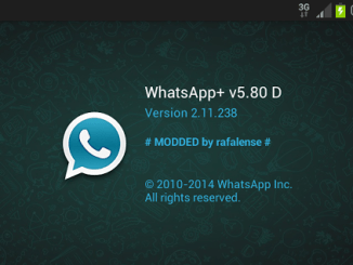 WhatsApp Plus v5.80 Apk