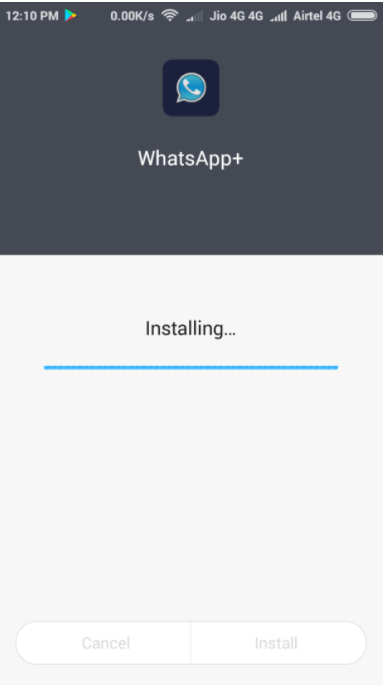 Latest WhatsApp Plus Apk for August 2017  | AxeeTech