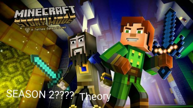 Minecraft Story Mode  Season Two v101 Apk download Direct Link