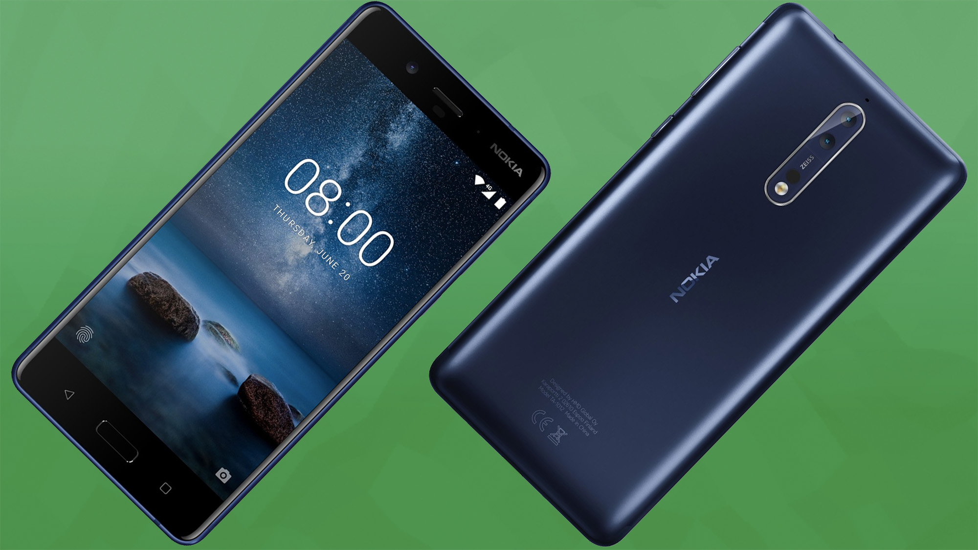Download Nokia 8 Stock Wallpapers Axee Tech