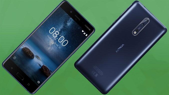 Nokia 8 Stock Wallpapers