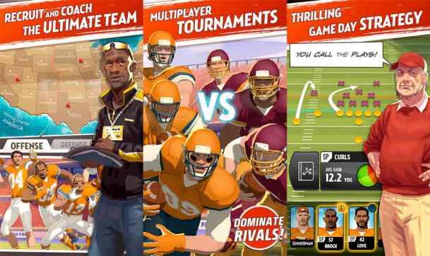 Rival Stars College Football mod apk